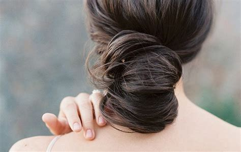 summer hairstyles     topknots buns chignons