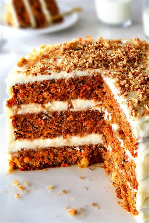 carrot cake  pineapple cream cheese frosting