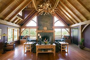Hamill creek timber frame houses timber frame structures for A frame house decorating ideas