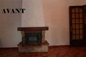 Installer Une Cheminée : populaire installation insert dans cheminee ancienne qu65 ~ Premium-room.com Idées de Décoration