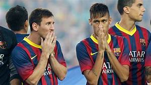 """Neymar: """"I have a great relationship with Messi""""   Euro ..."""