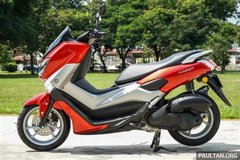 Review Yamaha Nmax by Review 2016 Yamaha Nmax Scooter Pcx150 Killer Image 518046