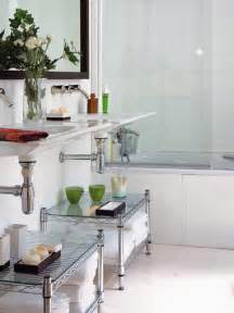 small bathroom shelf ideas creative storage idea for a small bathroom modern world