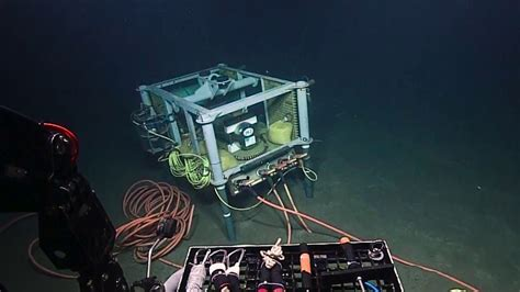 Seafloor Science Instruments Of The Clayoquot Slope