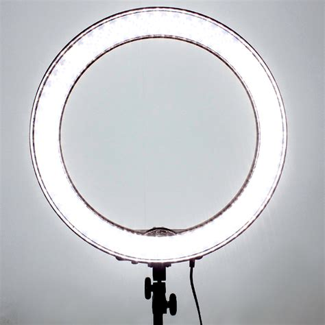 Led Smd 18 Quot Ring Light Dimmable 5500k 240pcs Led Lighting