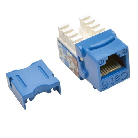 how to terminate cat5 cat5e cat6 cat6a cable build home networks