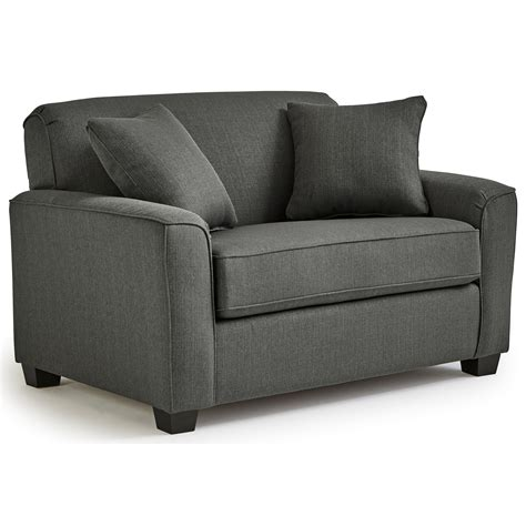 Chair Sofa Sleeper by Sleeper Chair And Half By Best Home Furnishings