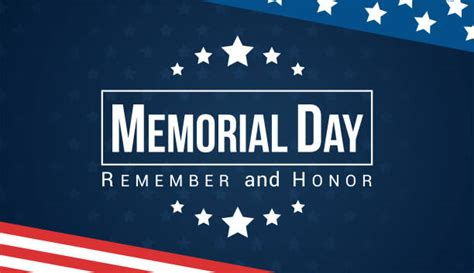 Clip Art Memorial Day 2019