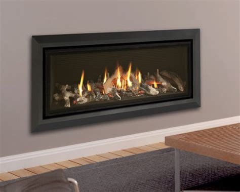 infinity cf hole  wall gas fire york fireplaces fires