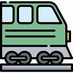 Icons Train
