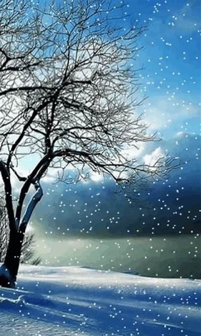 Winter Screensavers Screensaver Animated Wallpapers Gifs Snow