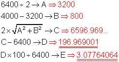 Längenänderung Berechnen : aufgaben l sungen pythagoras aus der technik i mathe brinkmann ~ Themetempest.com Abrechnung
