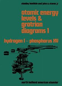Atomic Energy Levels And Grotrian Diagrams  Ebook