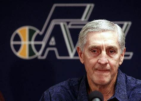 Nets Avery Johnson 'shocked' at Utah coach Jerry Sloan's ...