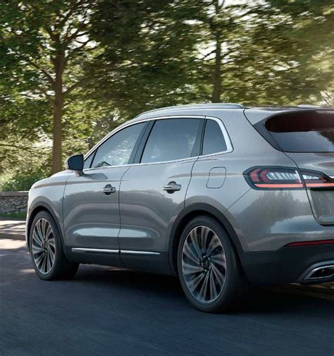 2019 Lincoln Nautilus  Lincoln Motor Company™ Luxury
