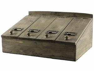 Boite En Bois Ikea : boite de rangement en bois avec couvercle ~ Dailycaller-alerts.com Idées de Décoration
