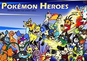 Pokemon Heroes Fight
