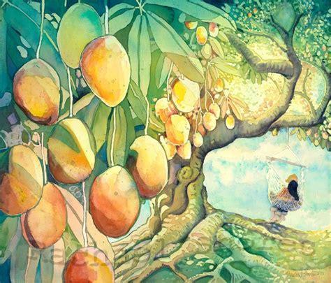 mango tree  romantic hammock  sophias sacred garden