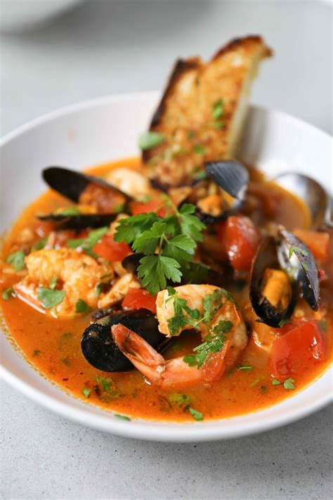 ea cuisine summer seafood stew feasting at home