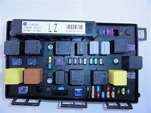 Astra H Fuse Box Front Ident Ka Ll Lz Diesel Astra H