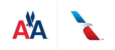 American Airlines' New Logo & Brand Design