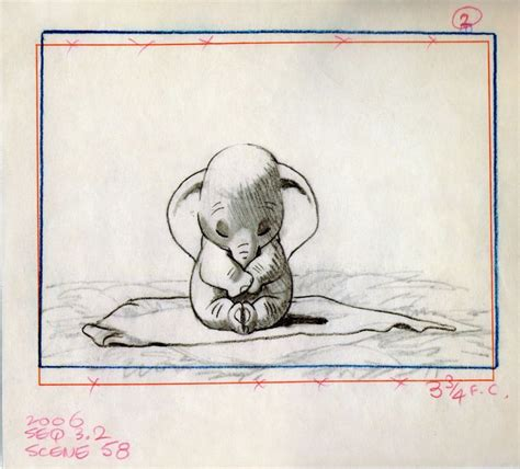 dumbo drawing ideas  pinterest
