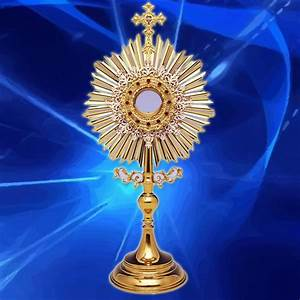 The gallery for --> Monstrance Adoration