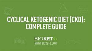 Cyclical Ketogenic Diet  Ckd   Complete Guide