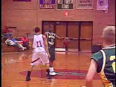chris paul scores  points  high school