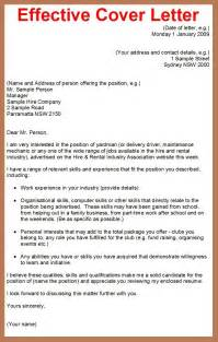 Tips On Cover Letters Effective Business Letter Writing Sles The Best Letter Sle