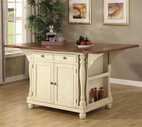 kitchen island cherry country style kitchen island in buttercream and cherry