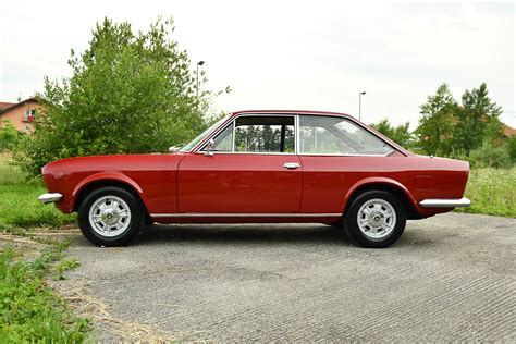 fiat 124 sport coupe fiat 124 sport coupe series ii 1971 i perfectly restored