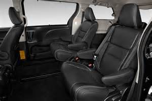 2012 Honda Pilot Captain Chairs by 2017 Toyota Sienna Review Carrrs Auto Portal