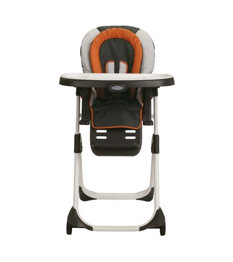 Graco Duodiner Lx High Chair Tangerine graco duodiner lx high chair tangerine