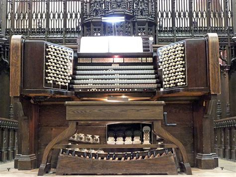 Feature A Tour Of Torontos Big Three Pipe Organs — Head