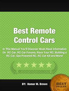 Best Remote Control Cars  In This Manual You U2019ll Discover
