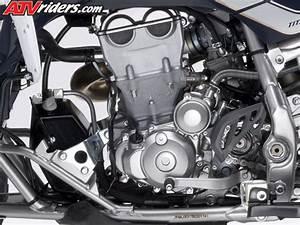 2009 Yamaha Yfz450r Compared To The Yamaha Yfz450 Atv