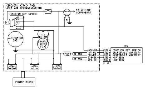 Freightliner Classic Ignition Switch Wiring Schematic by 5 Best Images Of International Dt466 Engine Diagram