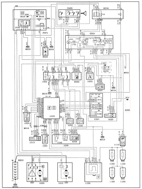 Peugeot Glow Relay Wiring Diagram by 306 Hdi Non Starter And Glow Light