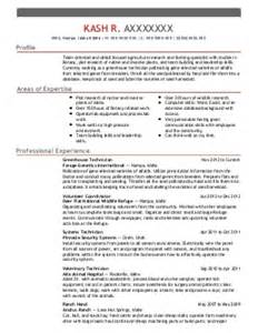 Food Science Resume by Agriculture Resume Usa Sales Agriculture Lewesmr