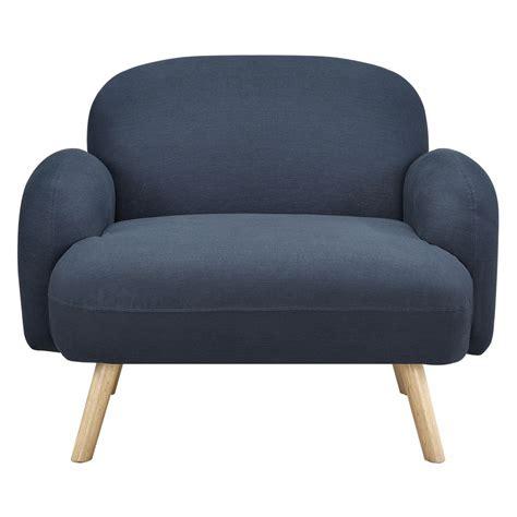 fauteuil melbourne bleu nuit koya design
