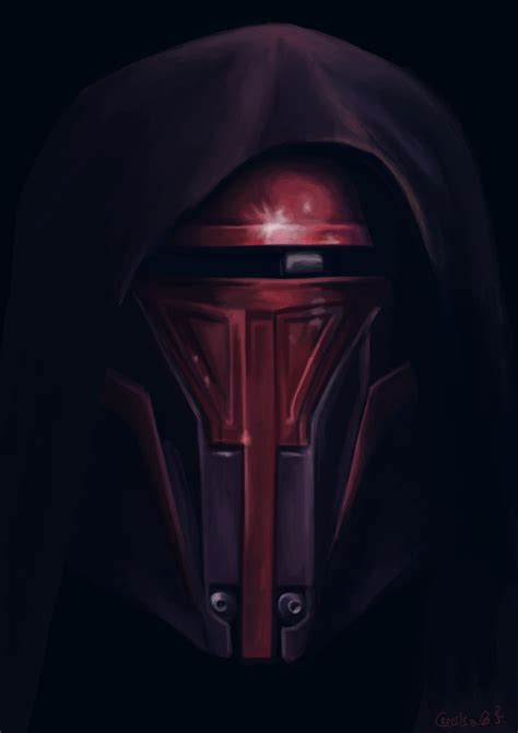 Star Wars The Old Republic Wallpaper Revan By Ceciliagf On Deviantart