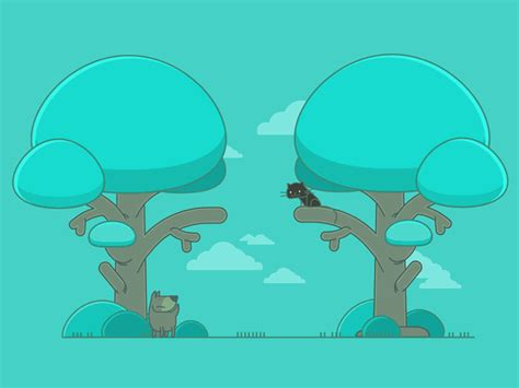 Ecmascript is a primary means of creating animations. Gif Collection #1 on Behance