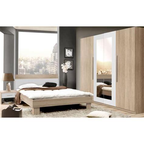 chambre a coucher style contemporain helen chambre adulte complète style contemporain décor