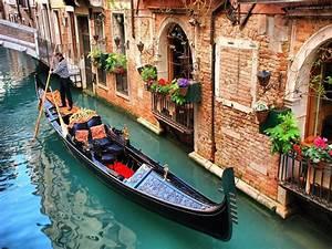 Turismo: una nueva manera de ver el mundo: Venecia y su laguna, Italia, ilustrada