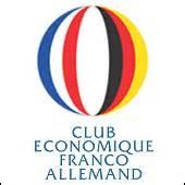 chambre franco allemande le économique franco allemand cefa