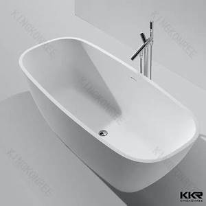 European Design Stone Freestanding Standard Bathtub Sizes
