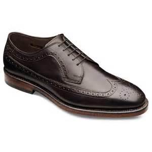 Brown Brogue Boots Wingtip