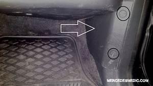 Mercedez Cabin Fuse Box