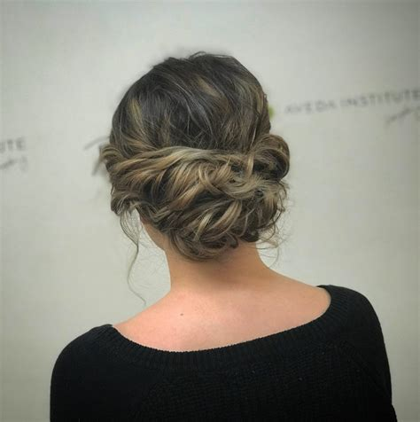 Updo Hairstyle For Hair by 24 Chic Updos For Hair These Are For 2018